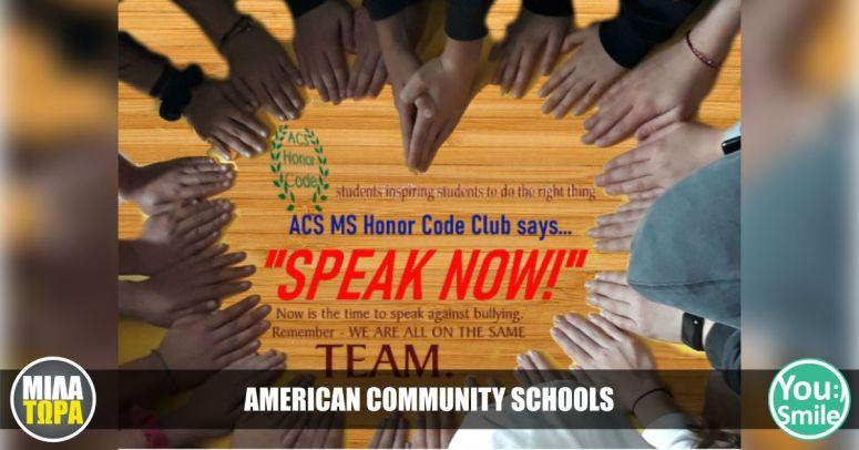 AMERICAN COMMUNITY SCHOOLS